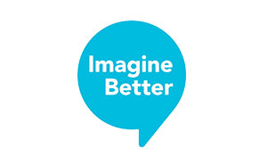 imagine better logo